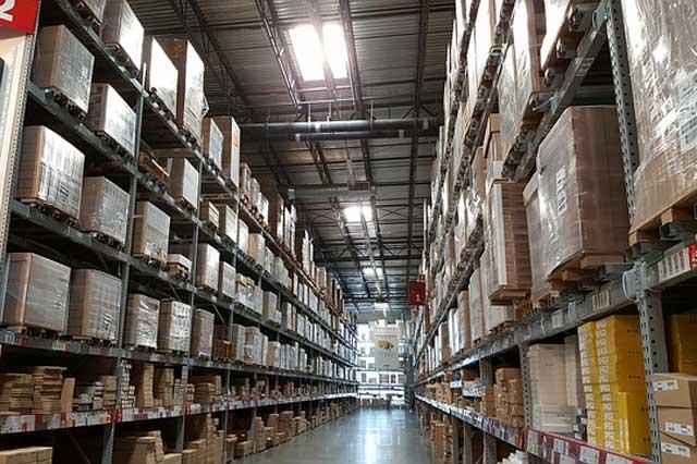 houston warehouse industrial restoration