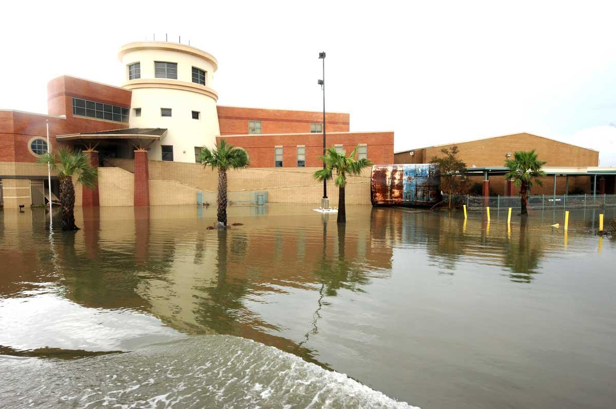 natural disaster houston tx