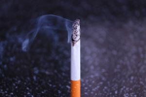 cigarette odor removal