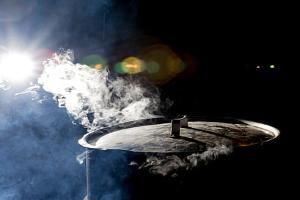 cooking smoke deodorization