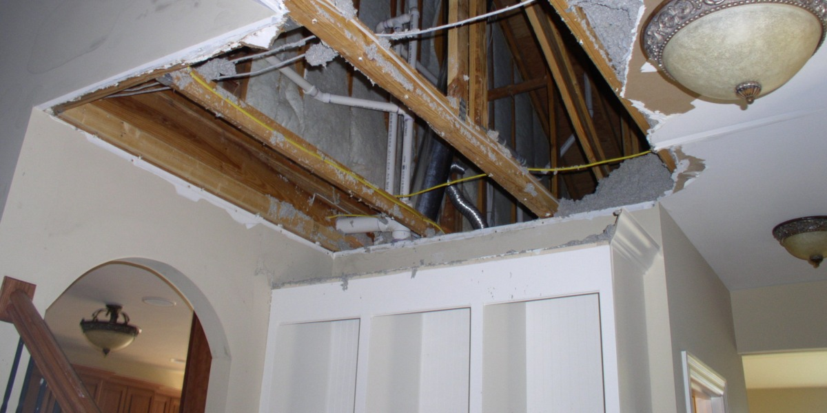 Water Damage New Caney TX