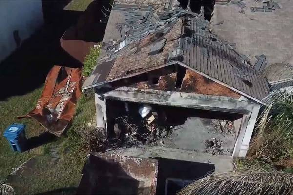 Fire Damage Humble TX Restoration Process